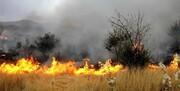 بی توجهی مسئولان  در بهبهان از آتشسوزی کوه خائیز/انتقاد از تعلل مسوولان استان خوزستان