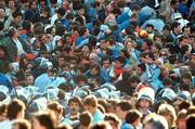 سالروز یکی از بزرگترین فاجعههای استادیومی/ عکس