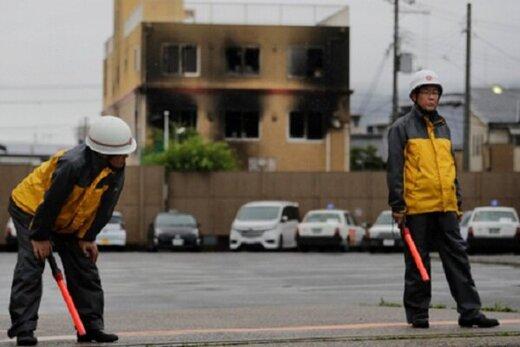 پلیس ژاپن عامل آتشسوزی در دفتر انیمیشنسازی کیوتو را دستگیر کرد
