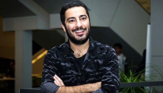 نگرانی نوید محمدزاده برای وضعیت باشگاه استقلال/ عکس