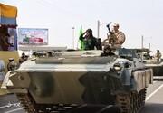 این نفربرهای نظامی ایران، تلههای انفجاری و بمبهای کنار جادهای را به سخره می گیرند /رخش به مسلسل خودکار مجهز شد+عکس