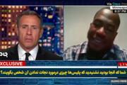 ببینید | حرف های با بغض شاهد عینی قتل مرد سیاهپوست آمریکایی توسط پلیس
