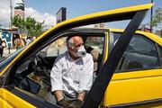 ببینید | توصیه اکید به شهروندانی که از تاکسی استفاده میکنند