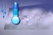 کاهش ۱۰ تا ۱۲ درجهای دمای هوا در گلستان