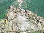 سرمایهگذاری ۲ میلیارد تومانی برای ساماندهی قلعه تاریخی بابک