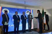 مدیرعامل شرکت آب منطقهای خراسان جنوبی معرفی شد