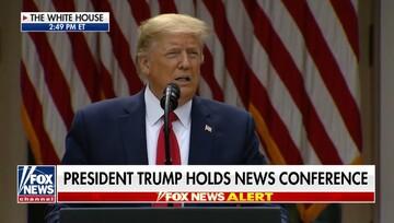 ترامپ قطع روابط آمریکا با سازمان جهانی بهداشت را اعلام کرد