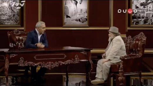 ببینید | محمدرضا شریفی نیا به مهران مدیری:کاپشنت فاجعه بود، شلوارت را ۵۰ سانت کوتاه کن کمی خوشتیپ شوی!