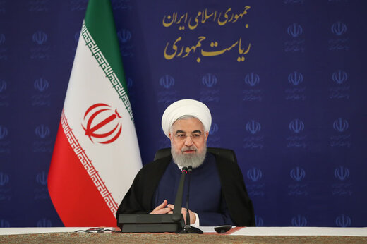 President: Inauguration of development projects in Iran, strong response to US, Israel