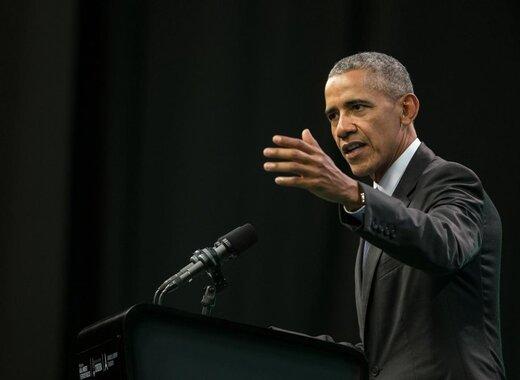 باراک اوباما خواستار تغییر شد