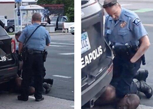 ببینید   ویدئوی جدید از نحوه دستگیری تا قتل مرد سیاهپوست آمریکایی