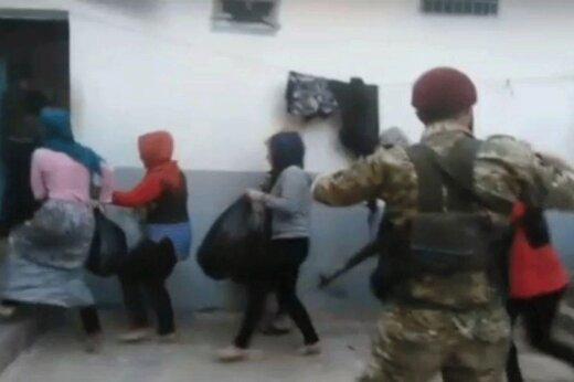 ببینید | سرگذشت تلخ بردههای جنسی در اسارت تروریستها!