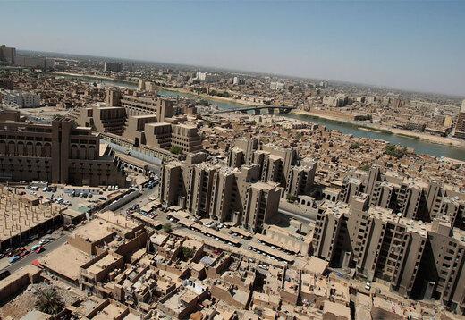 مردم از سرمایه گذاری در عراق سود میبرند