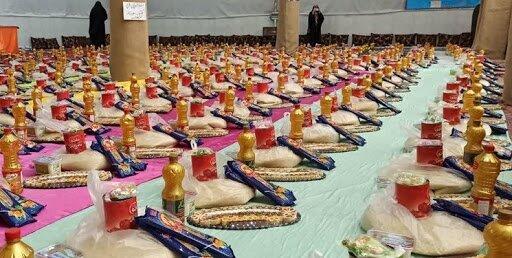 سه هزار بسته معیشتی بین خانوادههای نیازمند زندانیان خوزستان توزیع شد