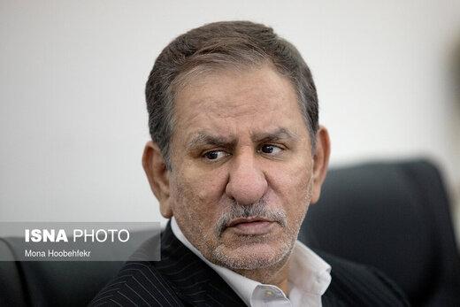 جهانگیری: نباید به سرمایه گذران خارجی متقاضی اقامت در ایران سخت گیری شود