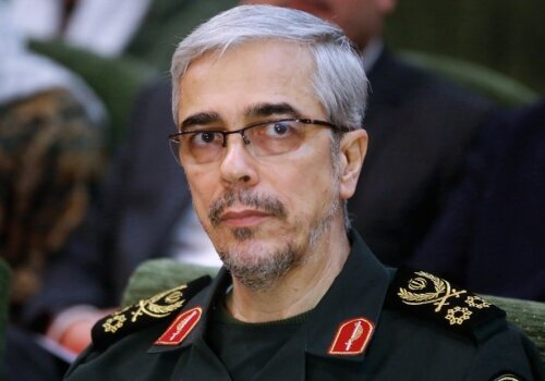 پیام رئیس ستاد کل نیروهای مسلح به سردار فضلی