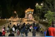 بازگشایی مسجد الاقصی پس از ۲ ماه