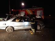 تصادفات دیشب در تهران ۱۰ مصدوم بهجا گذاشت