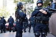 ببینید | هجوم وحشیانه پلیس آمریکا به یک شهروند معترض سیاهپوست