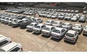 کشف ۸.۴ میلیاردی خودروهای احتکاری در مازندران