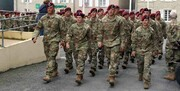 نیروهای هوابرد آمریکا برای سرکوب معترضان وارد عمل میشوند