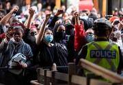 معترضین در سراسر جهان با فلوید اعلام همبستگی کردند