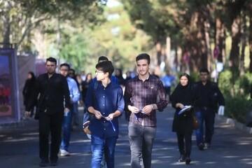 دانشجویانی که از شرایط کرونایی راضی هستند!