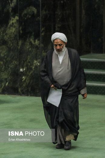 جلسه علنی مجلس شورای اسلامی در روز ۱۱ خرداد