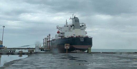 تصمیم آمریکا درباره نفتکشهایی که به ونزوئلا رفتند