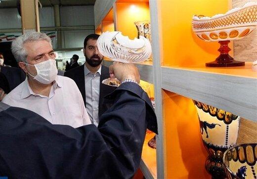 وزیر میراث فرهنگی: تهران بازار متمرکز صنایعدستی لازم دارد