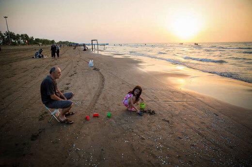 ببینید | زمان بازگشایی دریای خزر به روی گردشگران مشخص شد