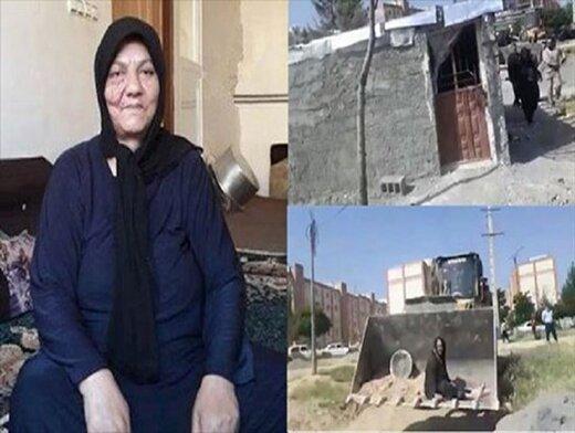 سازمان بازرسی کل کشور: ماموران شهرداری به «آسیه پناهی» اسپری فلفل زدند