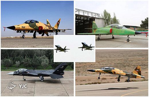 یک قابلیت متفاوت و نهفته در جنگنده قاهر ۳۱۳ و سوخو /امنیت عقاب های ایرانی چطور تامین میشود؟ +عکس