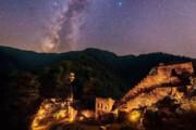 ببینید | تصویری شگفت انگیز از قلعهرودخان