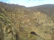قلعه ای بر بلندای کوه، یادگاری از دوران پیش از اسلام در ایران! +تصاویر