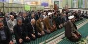 برپایی نماز جماعت در ۱۱۰۶ مسجد خراسان شمالی