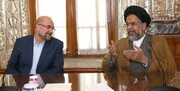 جزئیات دیدار وزیر اطلاعات با محمدباقر قالیباف