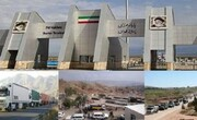رشد ۱۲۴ درصدی واردات از گمرکات کرمانشاه