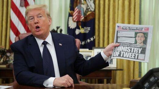 آیا ترامپ توئیتر را تعطیل خواهد کرد؟