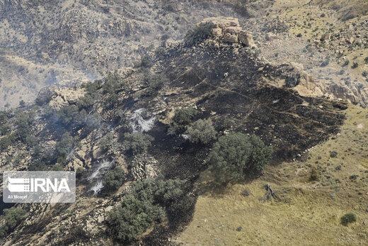عملیات مهار آتش خائیز