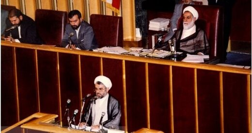 روزی که باهنر  و وزیر احمدینژاد در موافقت با استیضاح عطاءالله مهاجرانی نطق کردند/ناطق پیروز رقابت با عبدالله نوری شد