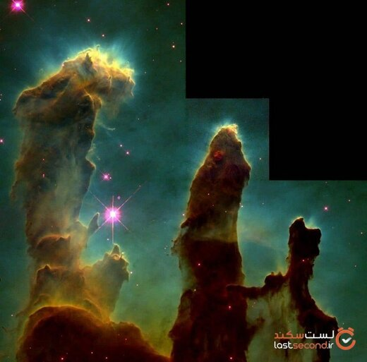 غولی واقعی و عجیب که ناسا حضورش را بالای سر ما اثبات کرد! +تصاویر