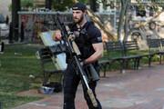 ببینید | اسلحه فوقحرفهای تک تیرانداز تیم حفاظتی ترامپ