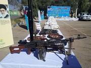 جزئیات درگیری نیروی انتظامی با قاچاقچیان مسلح در کرمان / کشف ۱۵۰ کیلوگرم تریاک و اسلحه از قاچاقچیان
