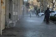 وضعیت قرمز کرونایی در زنجان / پروتکلهای بهداشتی در شهر رعایت نمیشود