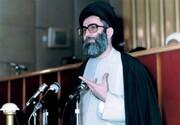 آیت الله خامنهای مسئول تصمیم گیری برای توزیع شهریه امام خمینی بین طلاب