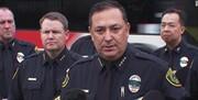 رئیس پلیس هیوستون به ترامپ: دهانت را ببند