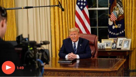 شما نظر بدهید/چرا ترامپ اصرار بر مذاکره با ایران دارد؟