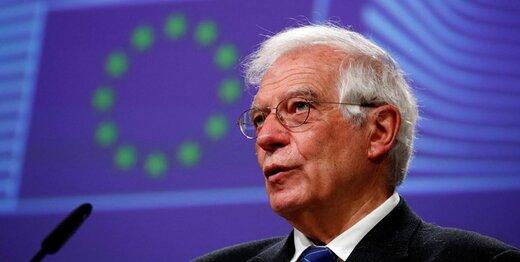 موضعگیری اتحادیه اروپا نسبت به طرح بازگشت روسیه به گروه7