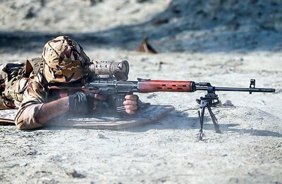 شاهر ایرانی؛ نخستین تفنگ تکتیرانداز سنگرشکن بومی + فیلم